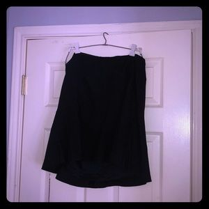 Express pleated mini skirt size 8